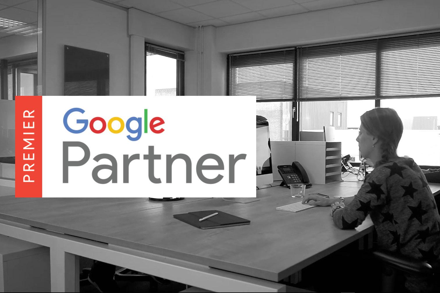 DoubleSmart is Premier Partner Google