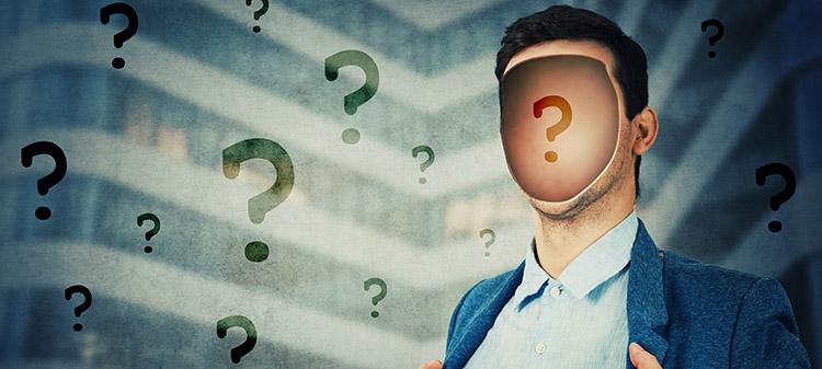 Wat is een goede Buyer Persona, man met vraagtekend