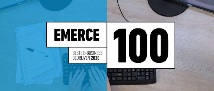 Emerce100 2020 DoubleSmart