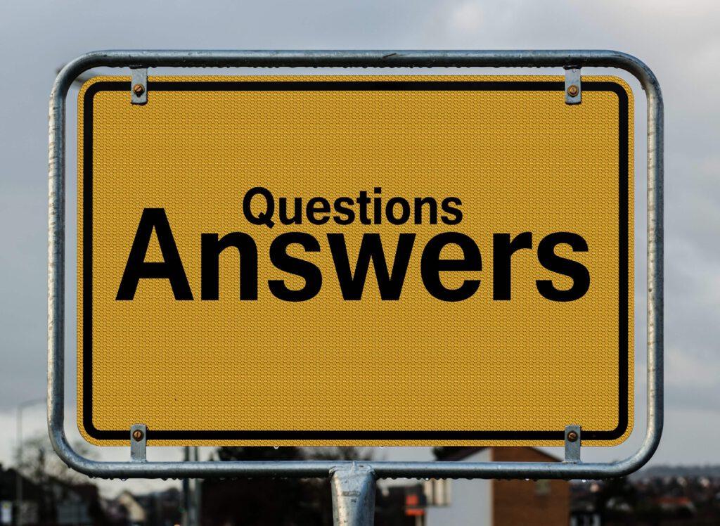 featured snippets, bord vragen en antwoorden