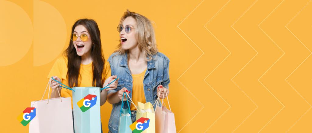 shoppen met google